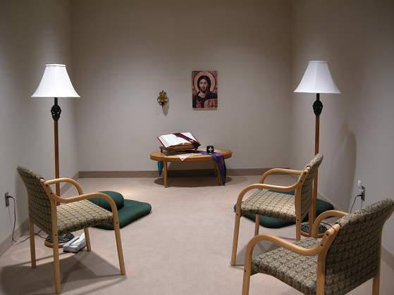 Retreat Accommodations: Yankton Benedictines Meditation Chapel