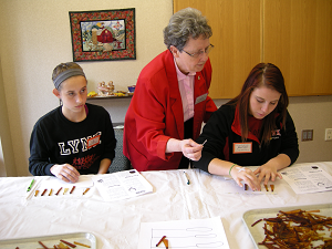 Yankton Benedictines Confirmation Retreat