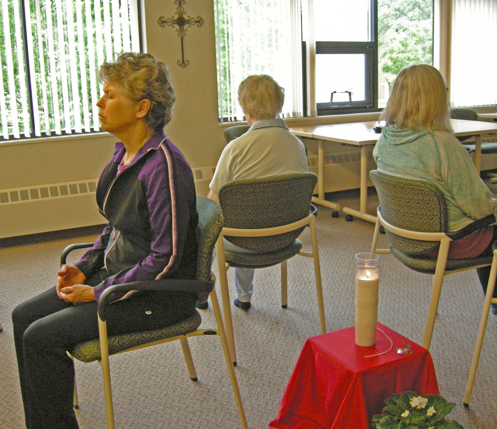 Monthly Contemplative mornings at the Benedictine Peace Center