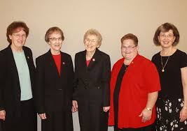 Jubilee Sisters Summer 2015 Silver Golden Celebrations 2 Yankton Benedictines Sacred Heart Monastery Sisters