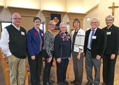 Oblate Deans